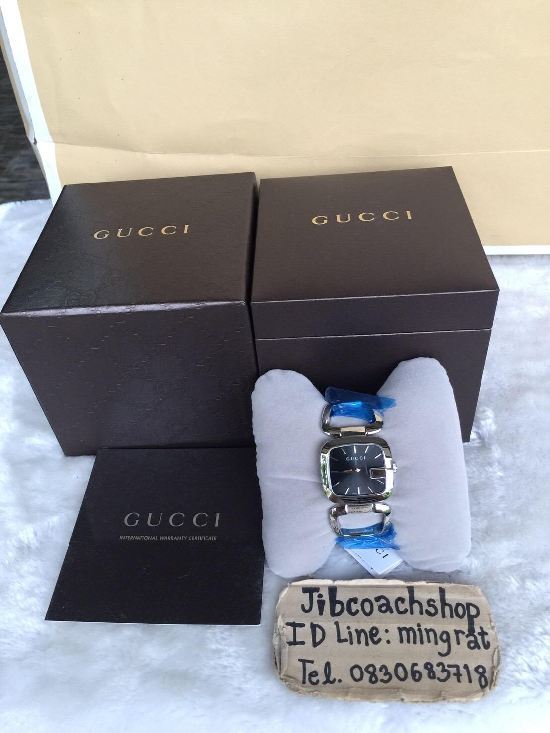 4ad26a61f4b GUCCI YA125407 G- Stainless Steel Ladies Watch - jibcoachshop ...