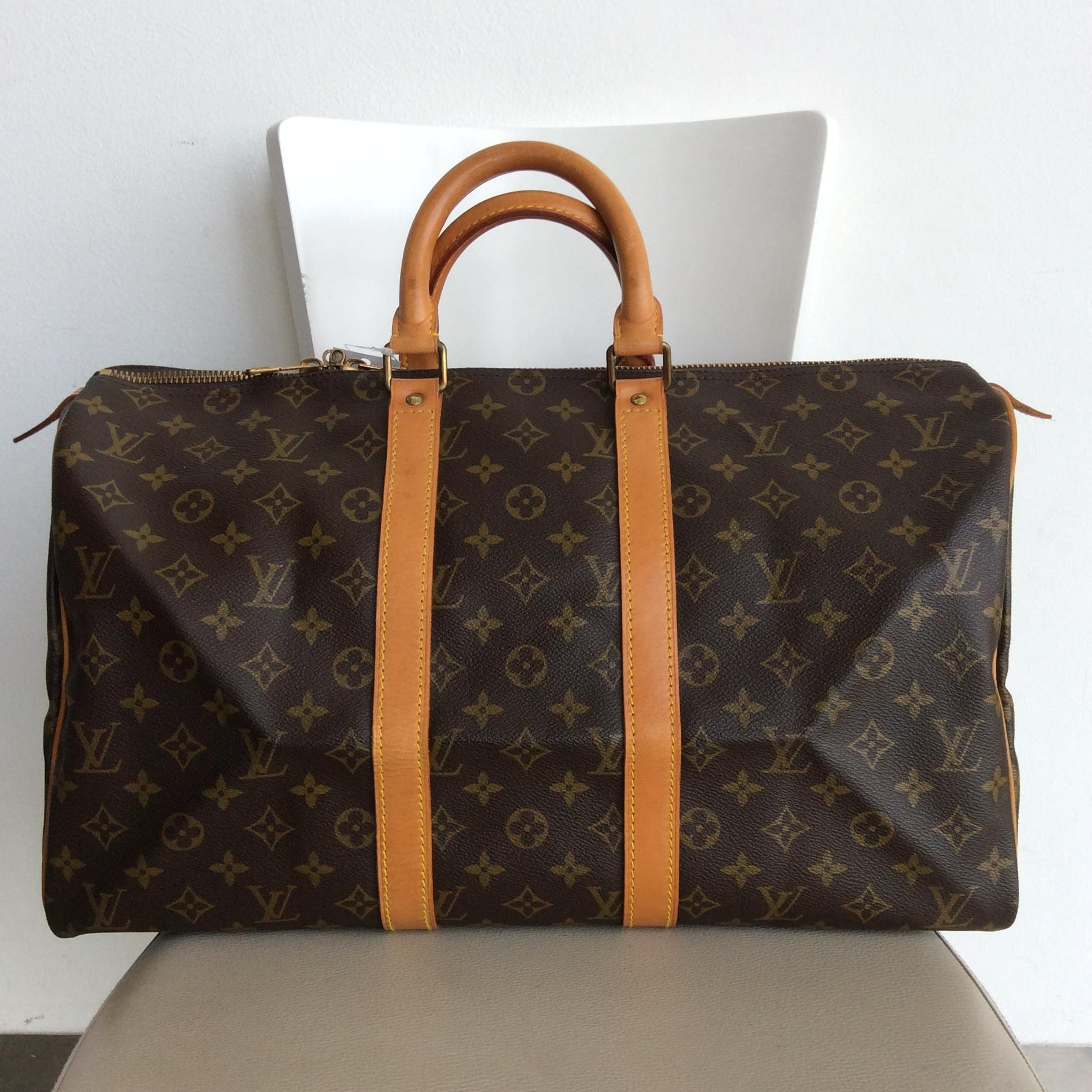 (SOLD OUT)LV Keep all 45 monogram