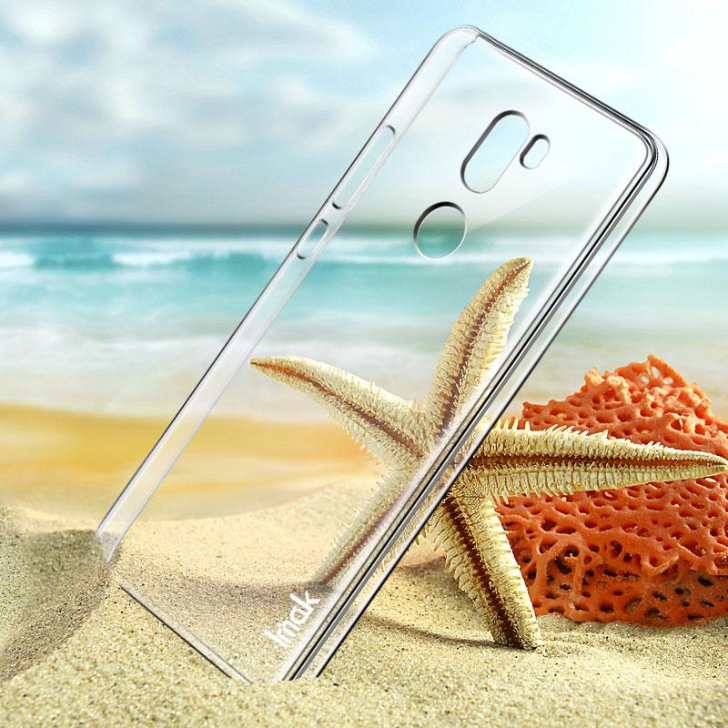 เคส Xiaomi Mi5s Plus IMAK Crystal Clear Case Nano Crystal