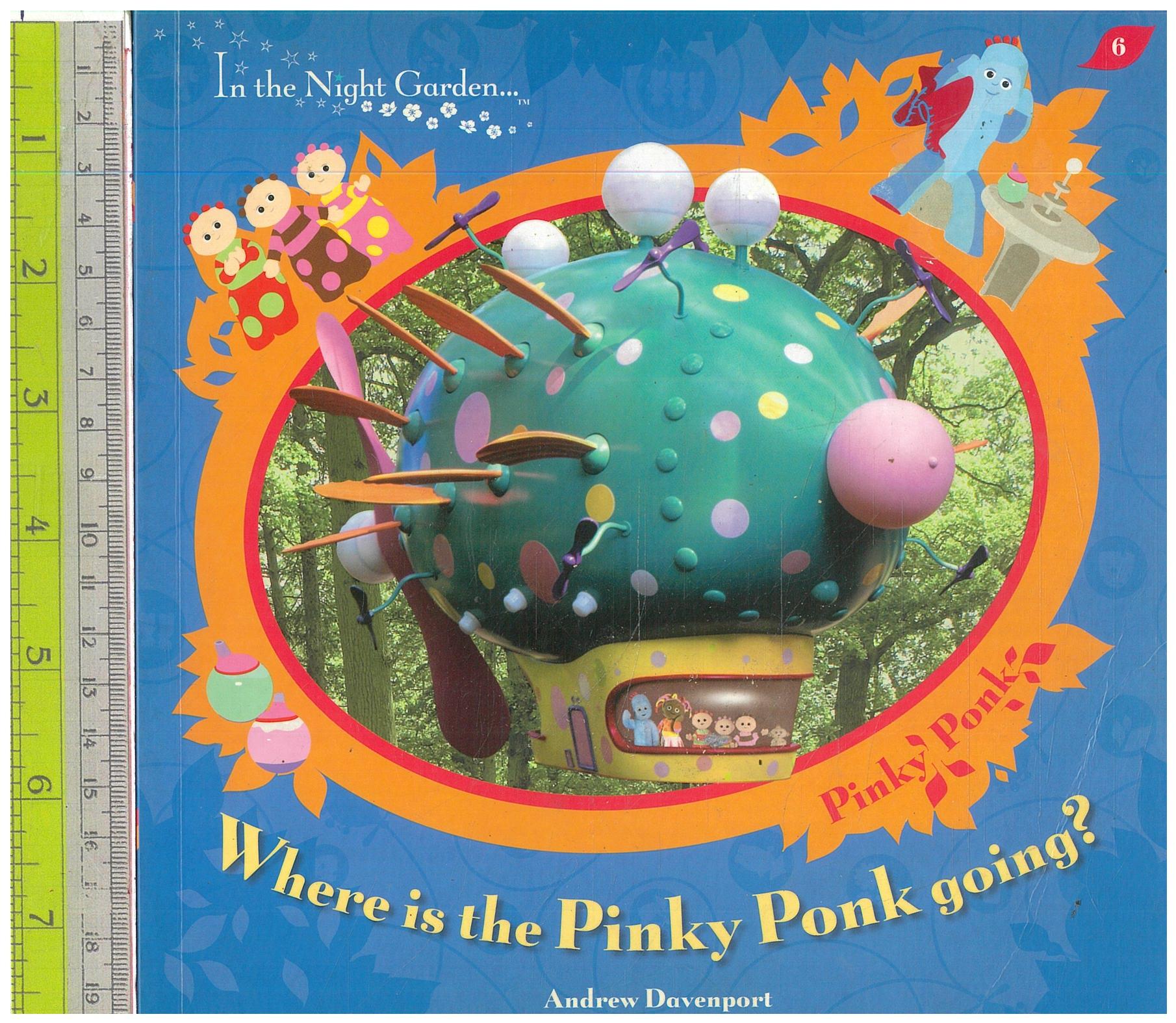 Pinkt Ponk