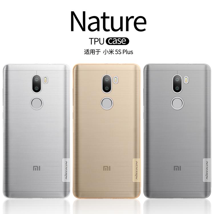 เคส Xiaomi Mi5s Plus Nilkin TPU Case (เคสนิ่ม)