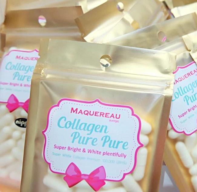 Maquereau Collagen Pure Pure แมคครูลคอลลาเจน