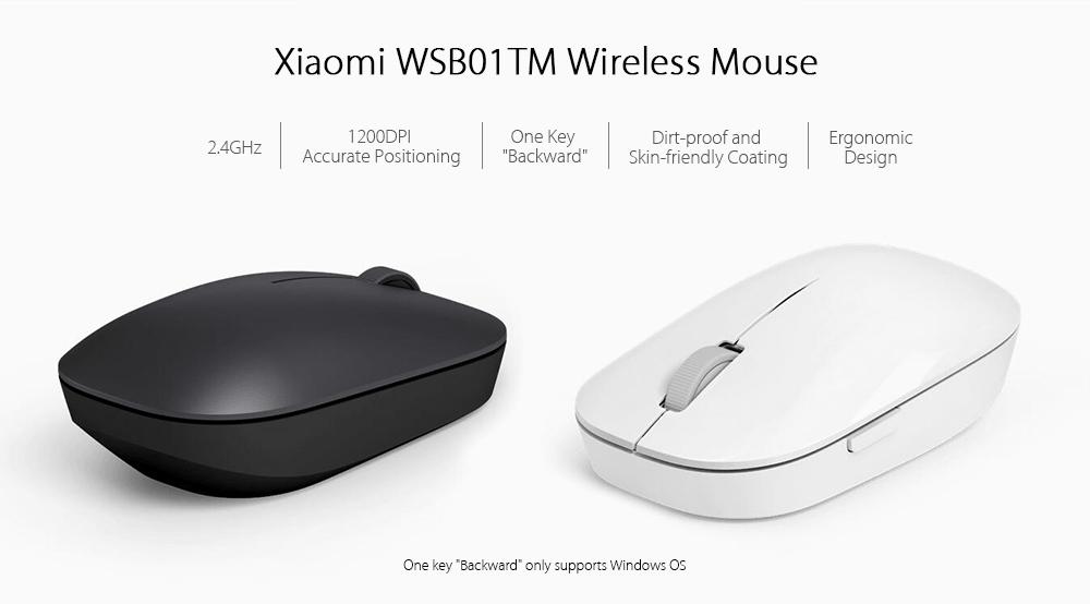 Xiaomi Wireless Mouse - เมาส์ไร้สาย Wifi