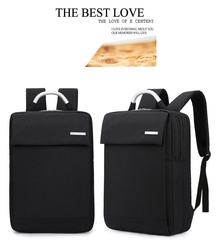 กระเป๋าโน๊ตบุค SHJLU (สีดำ)