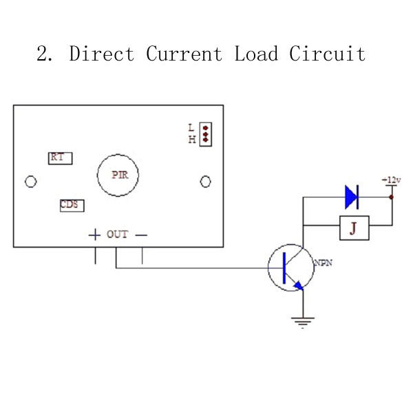 Direct Current Load Circuit