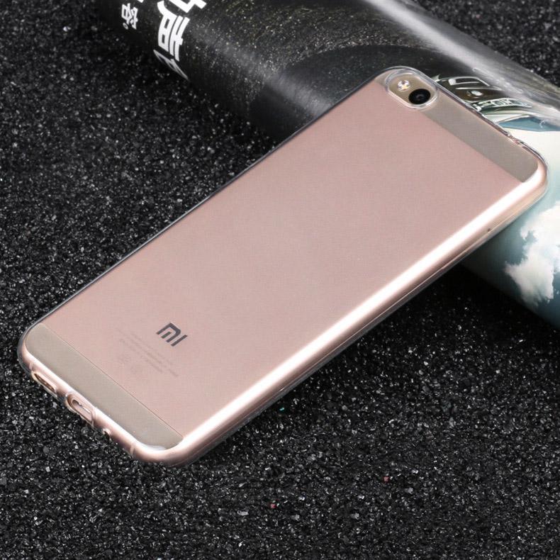 เคส Xiaomi Mi5c DFIFAN TPU แบบนิ่ม สีใส