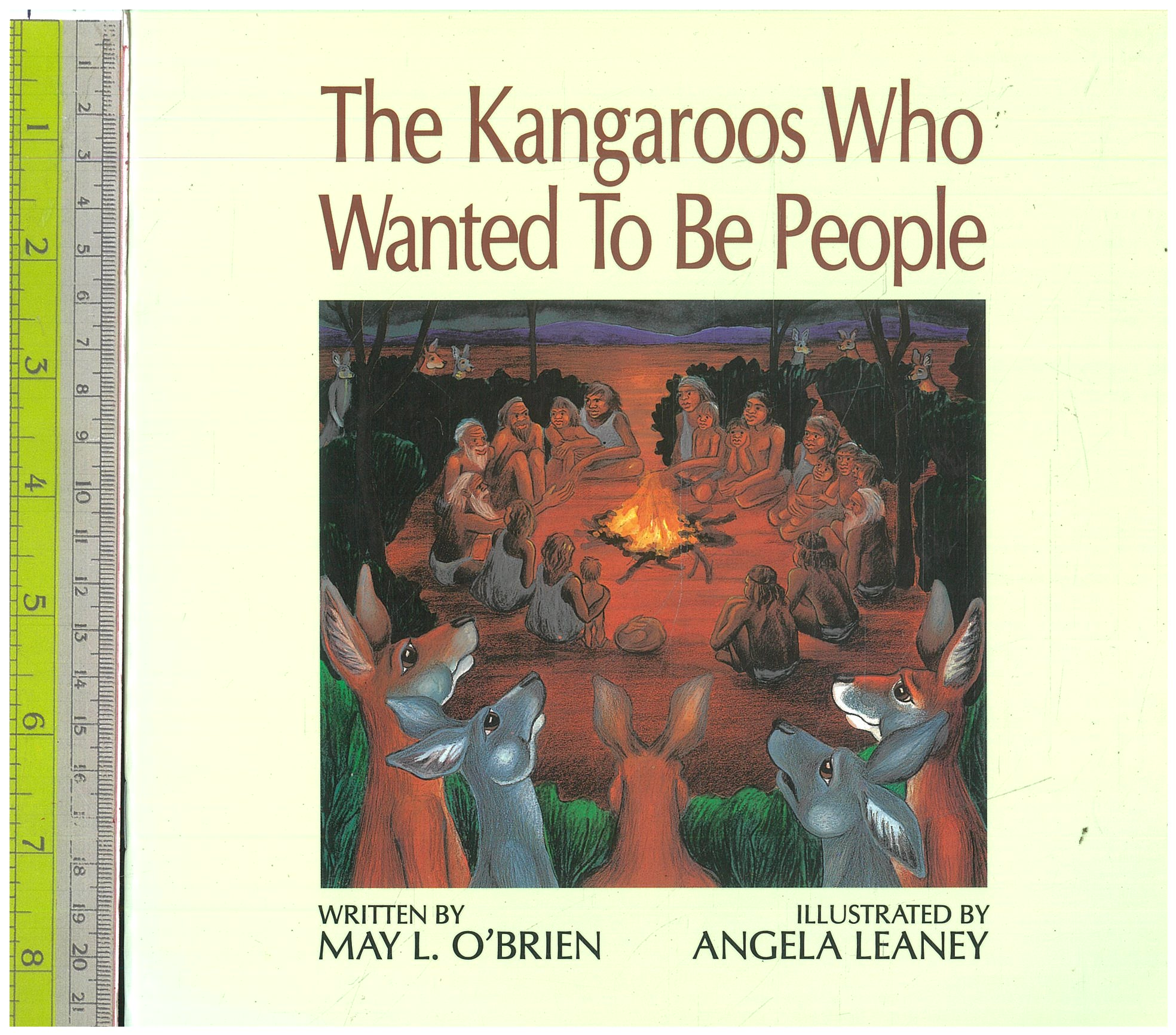 Kangaroos who wanted to be people