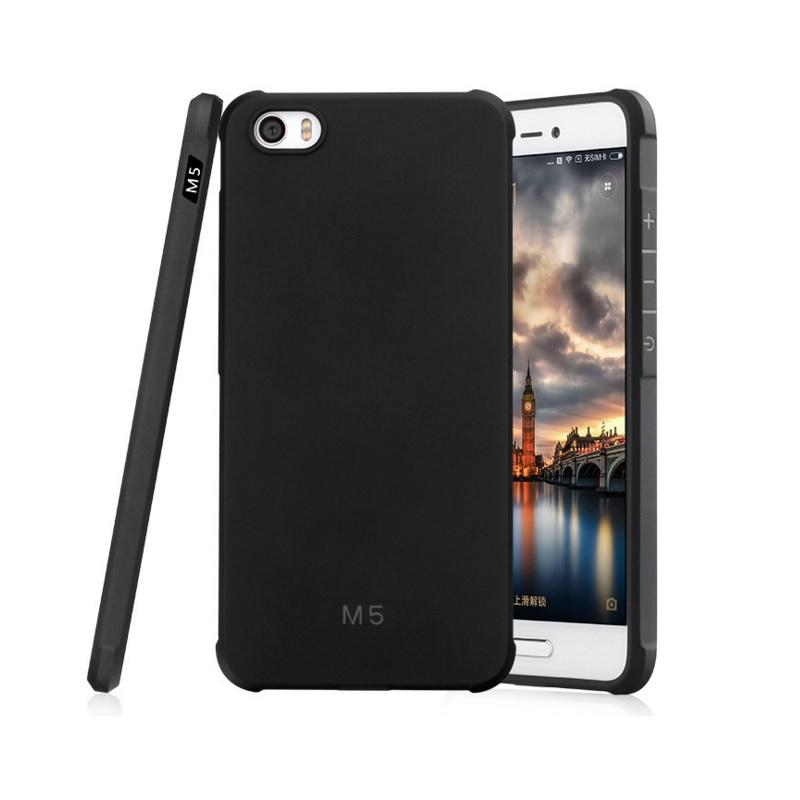 เคส Xiaomi Mi5 Simple TPU (Black)
