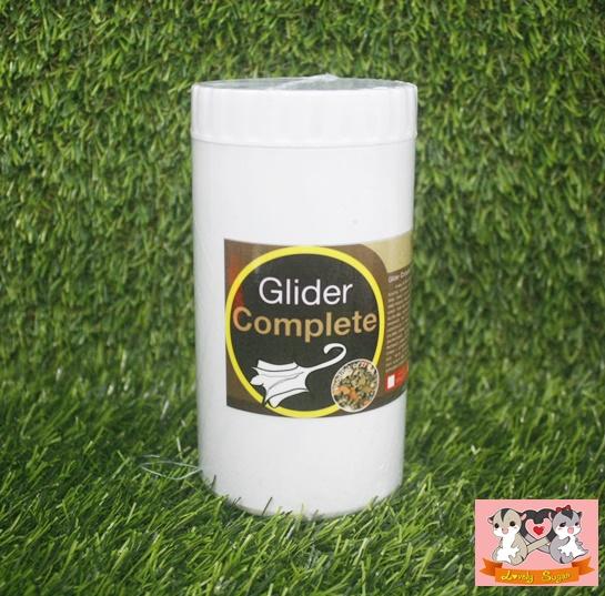 glider complete พาราไดซ๊เพ็ท อาหารเสริมชูก้าร์ไกรเดอร์ 250 g