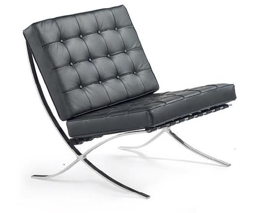 เก้าอี้ Barcelona Chair - Italian leather