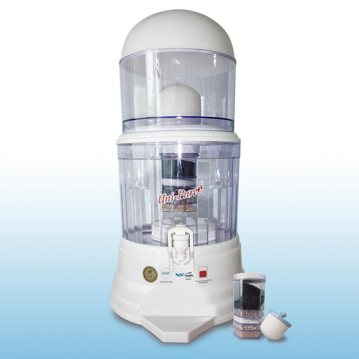 เครื่องกรองน้ำแร่ Unipure 23 ลิตร