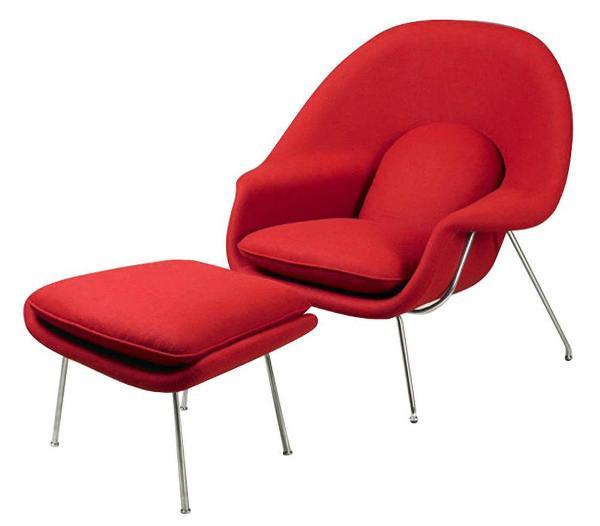 เก้าอี้ Womb Chair