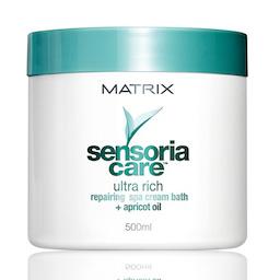 แมททริกซ์ เซ็นซอเรีย แคร์อัลทรา ริช สปา ครีม บาธ Matrix Sensoria Care Ultra Rich Spa Cream Bath 500 ml