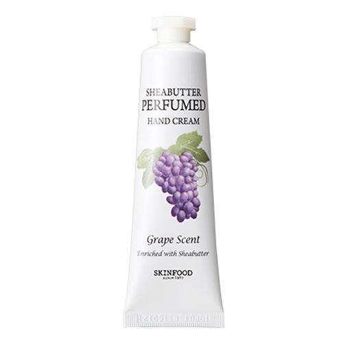 Skinfood Shea Butter Perfumed Hand Cream 30ml. #Grape Scent