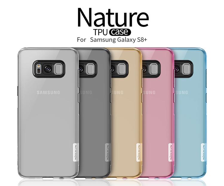 เคสมือถือ Samsung Galaxy S8+ รุ่น Premium TPU case