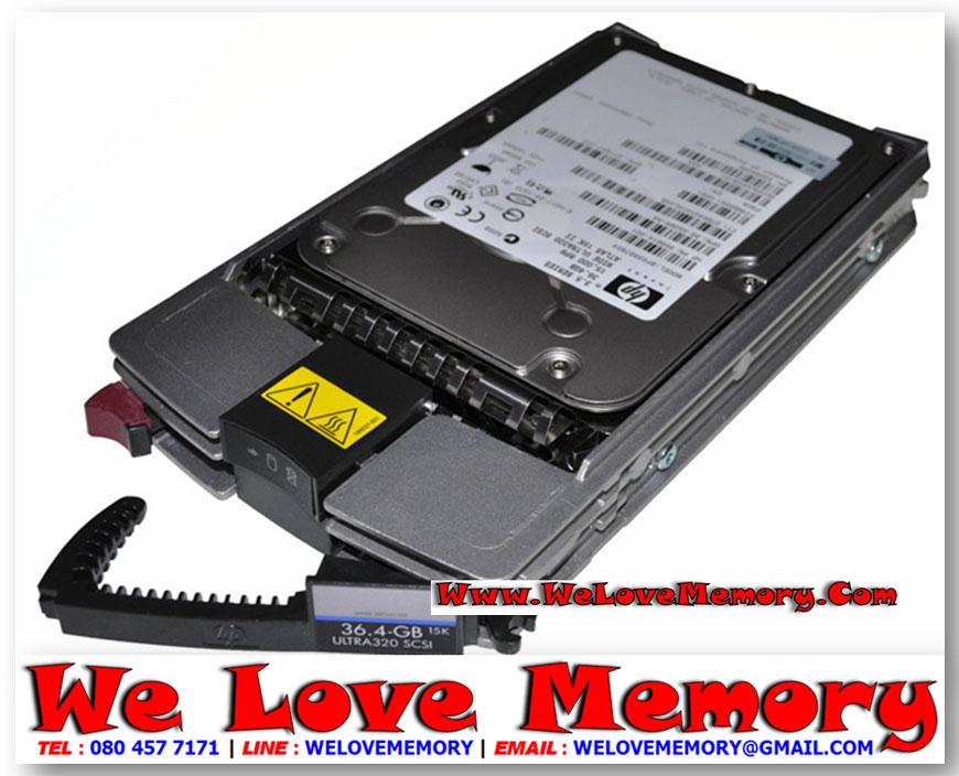 411261-001 HP 300GB 15K RPM ULTRA320 SCSI 3.5INC HOT-SWAP W/TRAY HDD