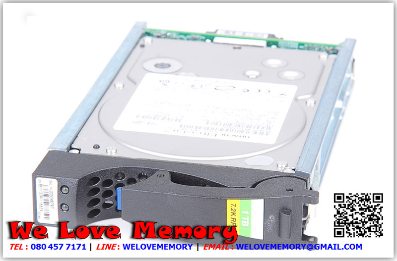 EMC AX-SS07-020 005049059 005049025 005050064 005050668 [ขาย จำหน่าย ราคา] EMC 2TB SATA Hard Drive