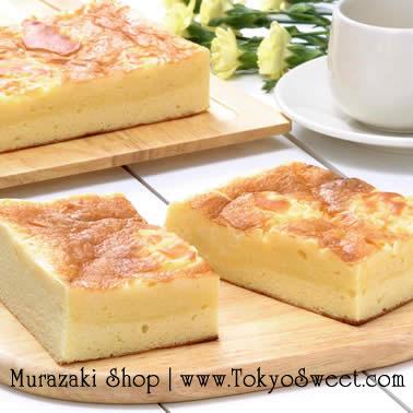 พร้อมส่ง ** Shinori Camembert Cheese Cake ชีสเค้กกามองแบร์จากฮอกไกโด ชีสเค้กเนื้อนุ่มแน่น หอมชีสเข้มข้น แบบชิ้นใหญ่ อร่อยได้เต็มๆ คำ บรรจุ 180 กรัม