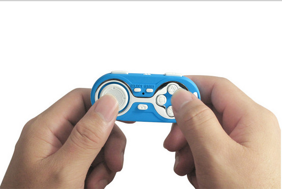 จอยจิ๋ว Mini-Joystick [แถมขาตั้ง]