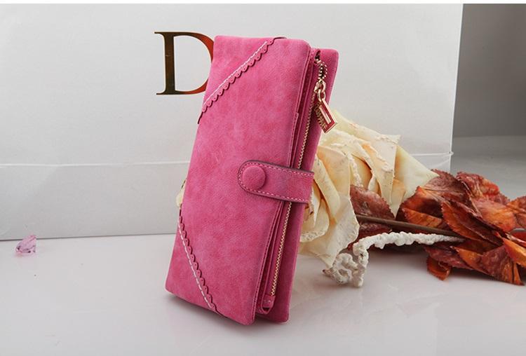 กระเป๋าหนัง PU รุ่น Lady Baby ( pink )
