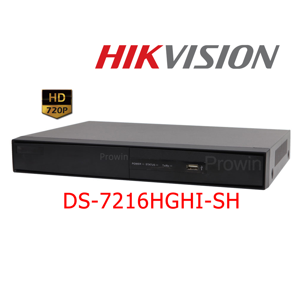 HIKVISION DS-7216HGHI-SH (HD)