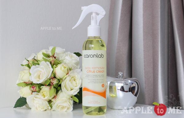 น้ำยาทำความสะอาด เครื่องมือแวกซ์ Wax Remover Citrus Clean 250ml