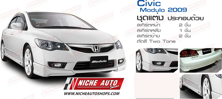 Civic Modulo 2009