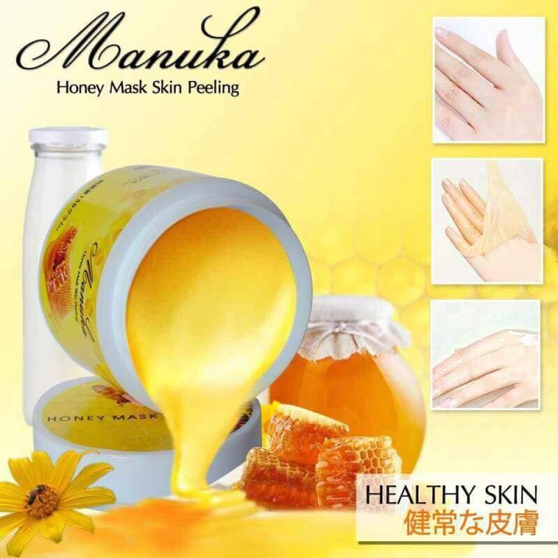 Manuka น้ำผึ้งลอกผิว มานูก้า ฮันนี่