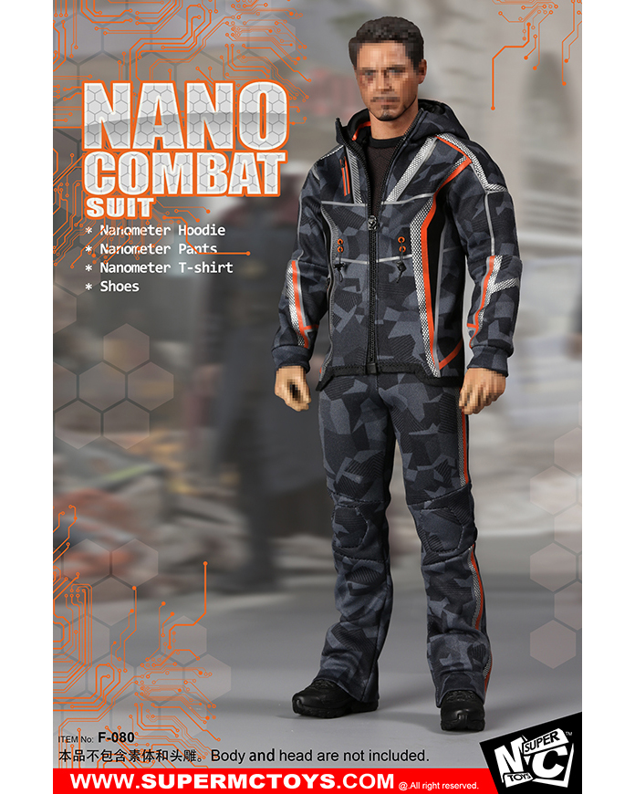 26/07/2018 SUPERMCToys F-080 Nano Combat Suit