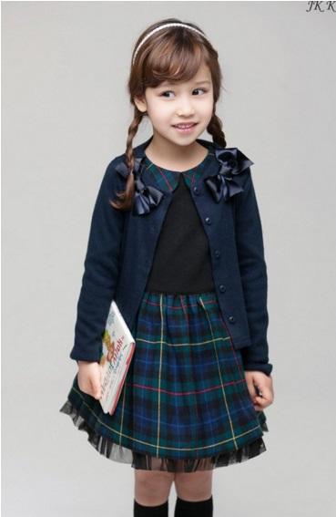 Pre-order ปลีก เสื้อคลุม / Size 15 /สีดำ