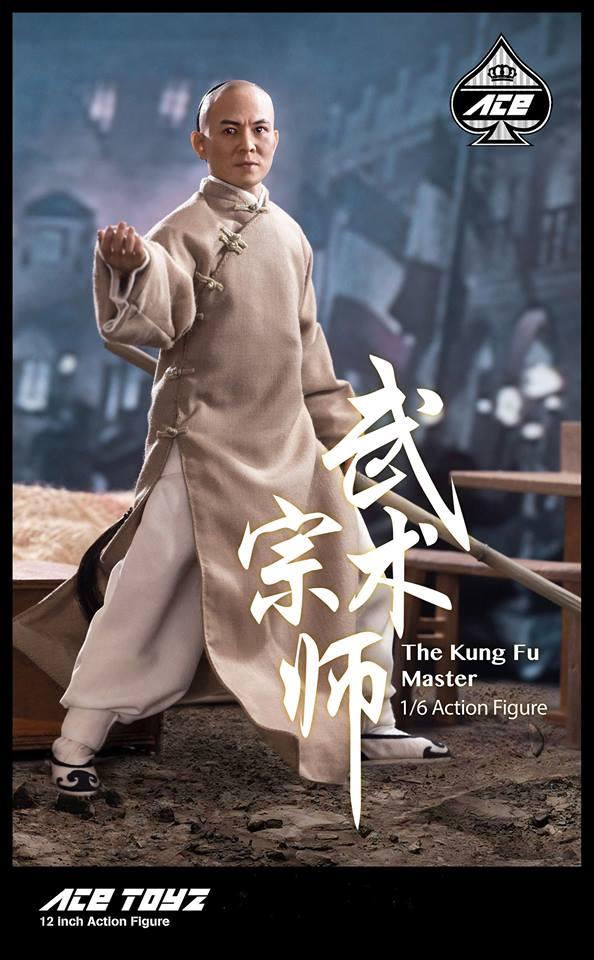 Ace Toyz AT-006 Kung Fu Master