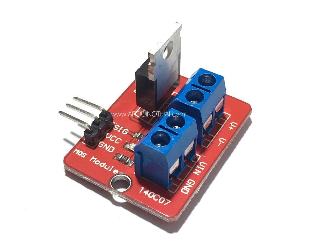 Power Electronic Switch สวิทซ์แบบอิเล็กทรอนิกส์