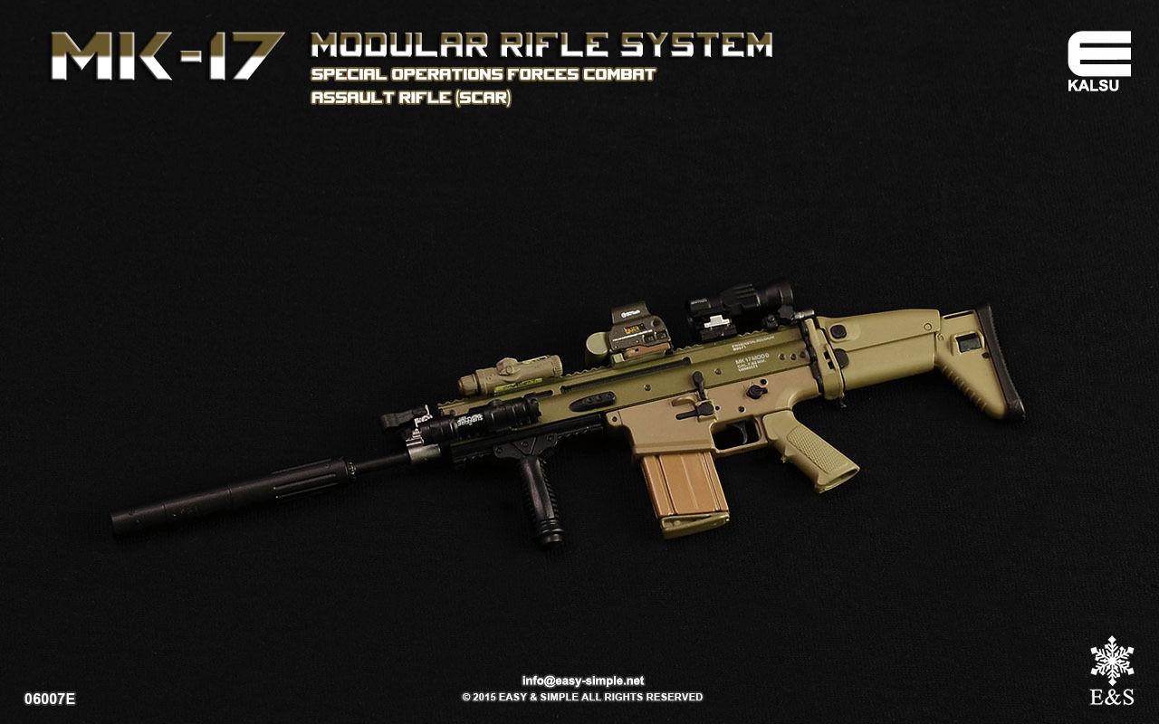 Easy & Simple 06007E MK-17 MODULAR RIFLE SYSTEM
