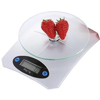 เครื่องชั่งวัตถุดิบ Digital Kitchen Scale 5 KG.