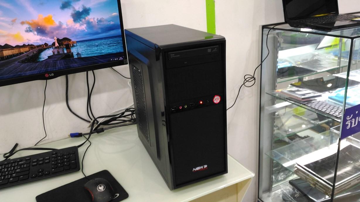 AMD A10-5800k เคสใหม่
