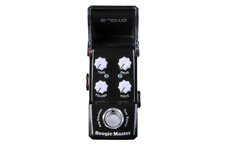 Boogie Master(mesa style Amp Simulator) True Bypass