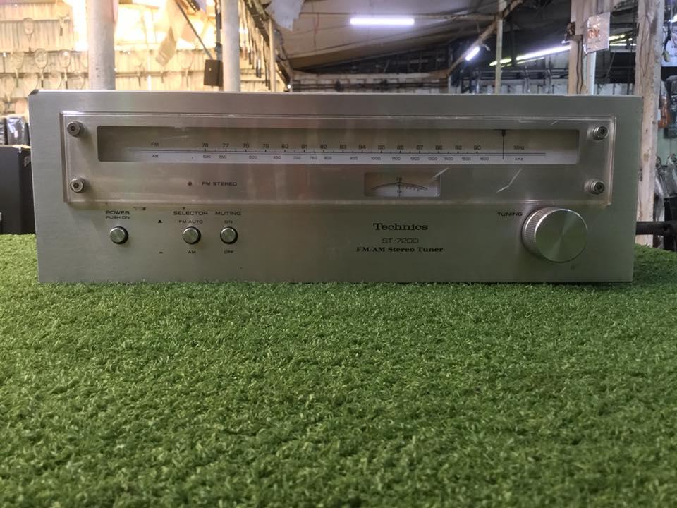 วิทยุ FM AM Technics ST-7200 Made in Japan
