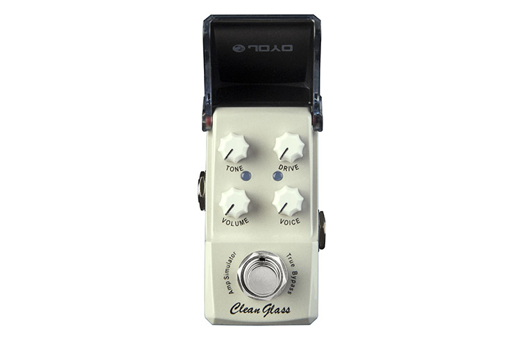 Clean Glass (fender style Amp Simulator)True Bypass