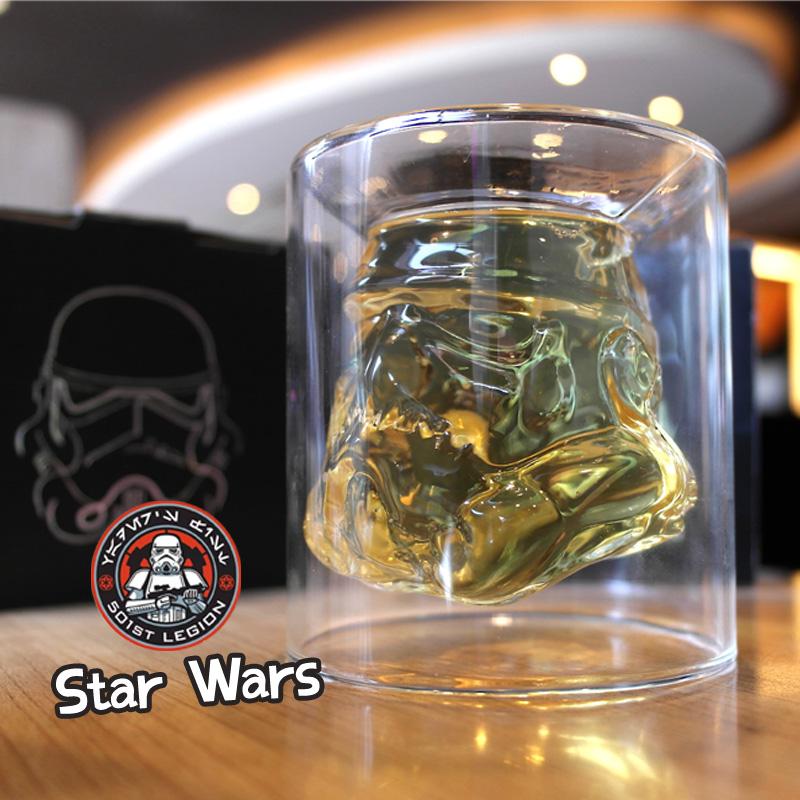 แก้วสตอร์มทรูปเปอร์สตาร์วอร์ star wars Stormtrooper