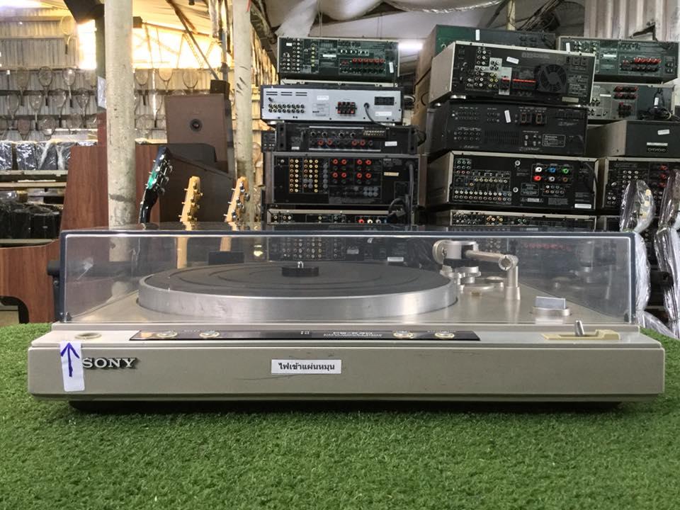 เครื่องเล่นแผ่นเสียง SONY รุ่น PS-X40