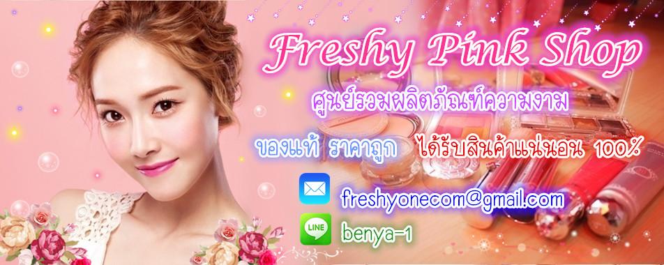 Freshy Pink Shop