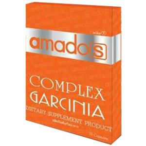 Amado S อมาโด้เอส ลดน้ำหนักจากสมุนไพรธรรมชาติ หุ่นสวย ปลอดภัย