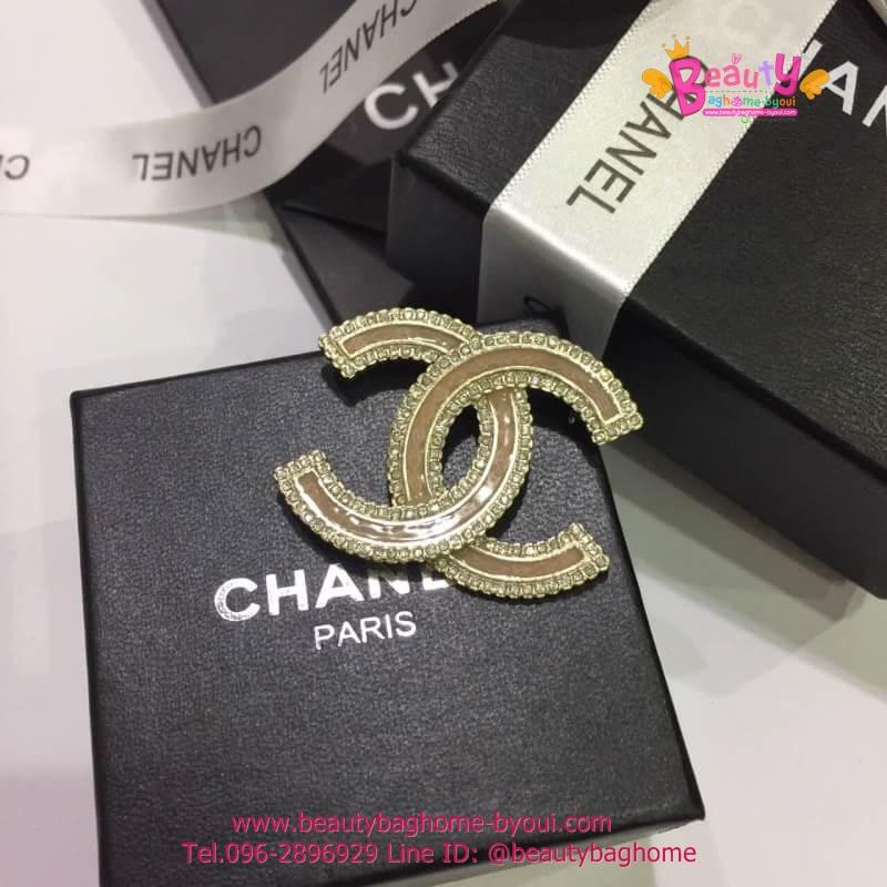 เข็มกลัด Chanel งานHiend