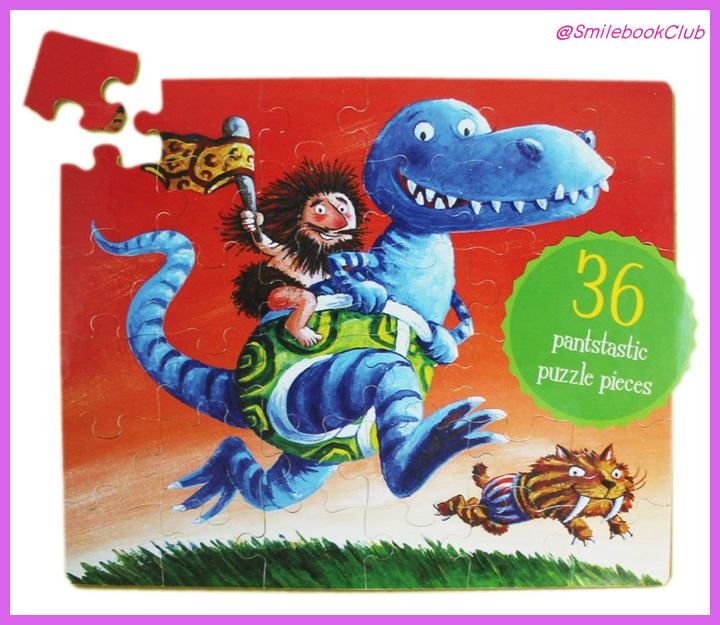 Dinosaurs Love Underpants - Book And Jigsaw