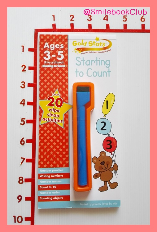 Starting to Count (Ages 3-5 Pre-school)