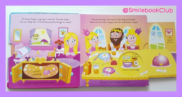 Princess World - Board Book