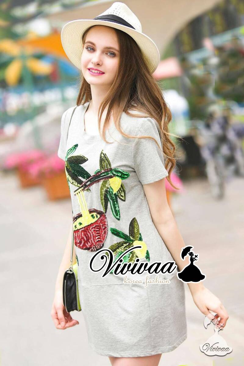 Vivivaa recommend Hawaii wink wink dress