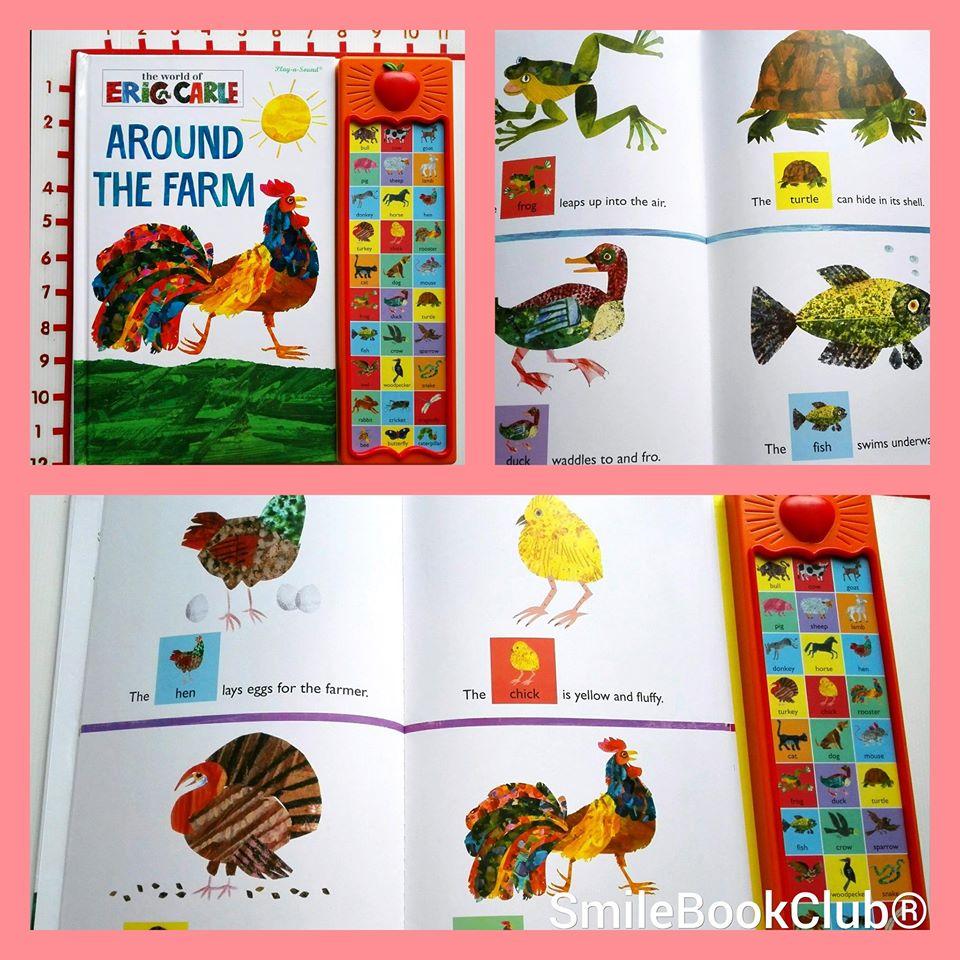 Eric Carle - Around the Farm-