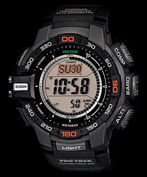 Casio Protrek Solar Power Men's Watch รุ่น PRG-270-1Dr