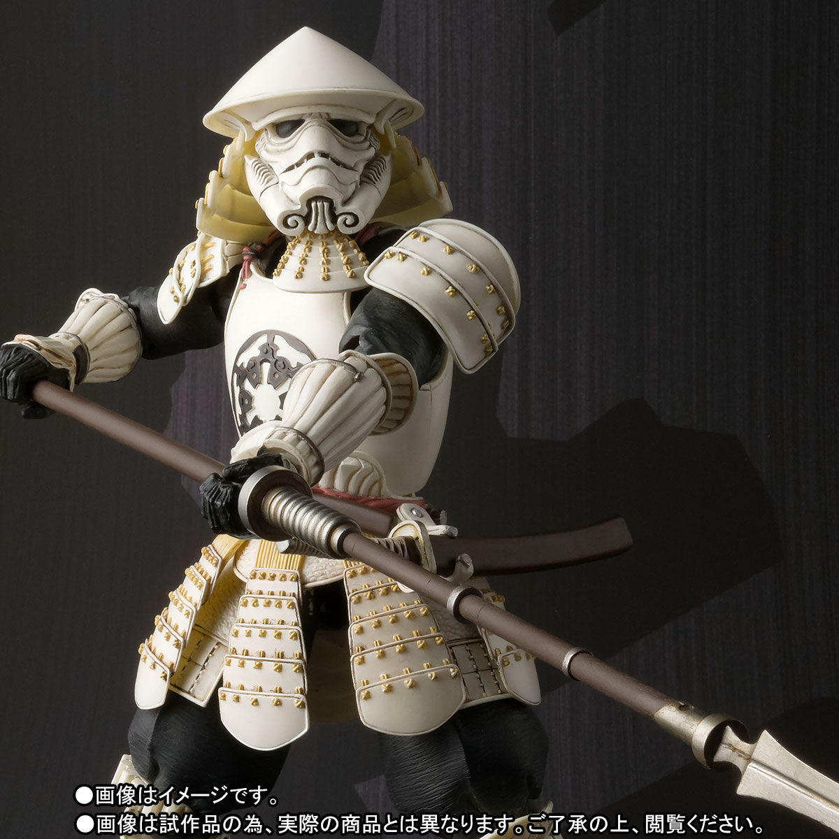 Meishou MOVIE REALIZATION - Yari Ashigaru Stormtrooper (Limited Pre-order)